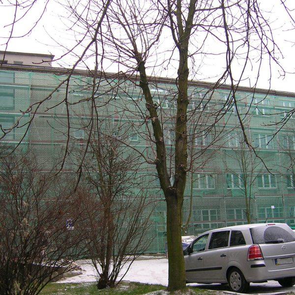 Rusztowanie budynek Bialystok