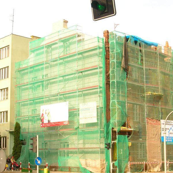 Rusztowanie Kamienica Bialystok