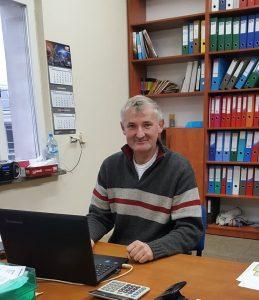 Prezes Pawel Prokurat BPM Rusztowania